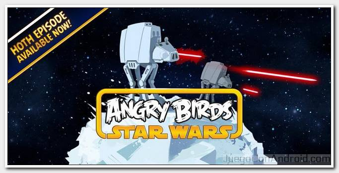 Descargar Angry Birds Star Wars para Android