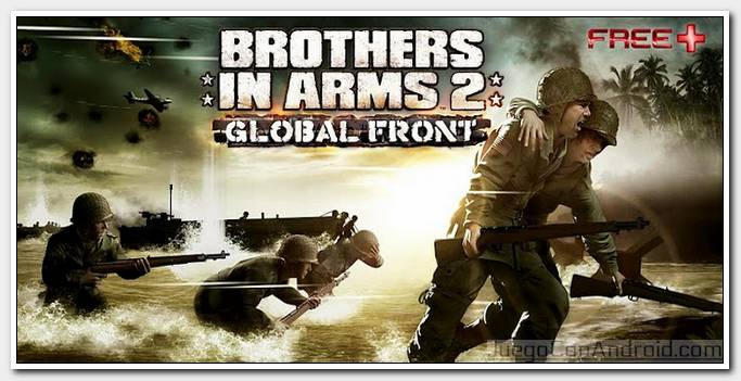 Descargar Brothers in Arms 2 para Android