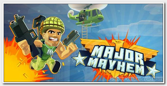 Descargar Major Mayhem para Android