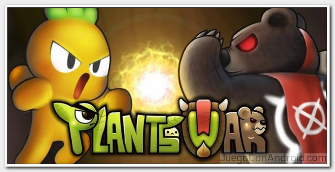 Descargar Plants War para Android