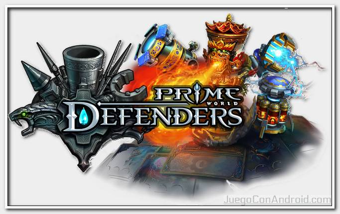 Descargar Prime World Defenders para Android