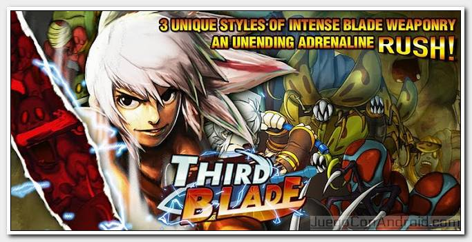 Descargar Third Blade para Android