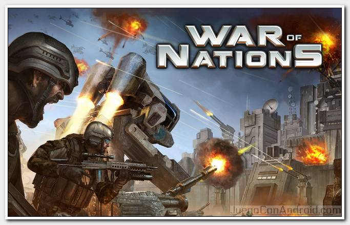 Descargar War of Nations para Android