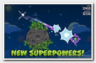 Descargar Angry Birds Space para Android