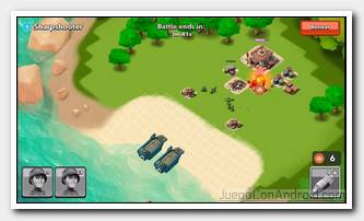 Descargar Boom Beach para Android