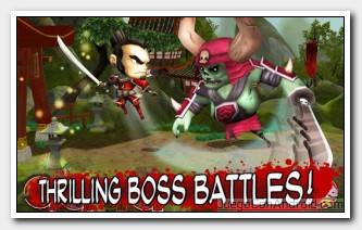 Descargar Samurai vs Zombies Defense para Android